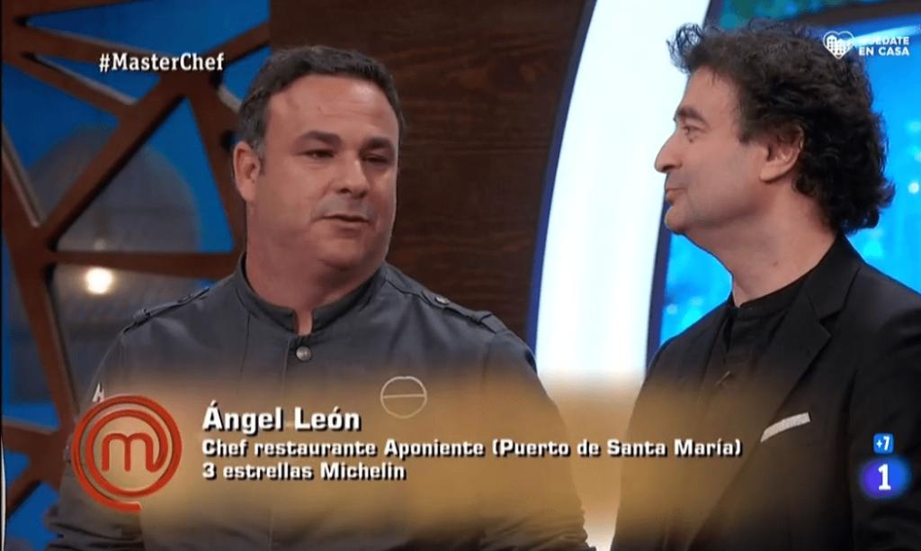Ángel León lleva Fish Revolution a MasterChef